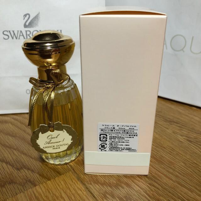 Annick Goutal(アニックグタール)の香水 アニックグタール ケラムール(Quel Amour!) コスメ/美容の香水(香水(女性用))の商品写真