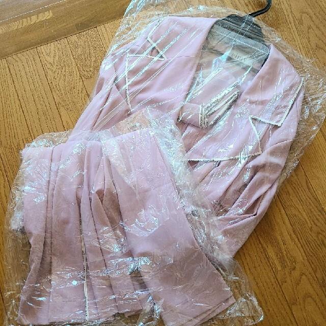 eimy istoire(エイミーイストワール)のパイピングボリュームフレアコート レディースのジャケット/アウター(ロングコート)の商品写真