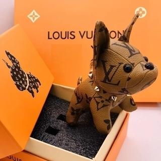 LOUIS VUITTON - 箱無し ルイヴィトン  LVチャーム キーホルダー LOUISVUITTON