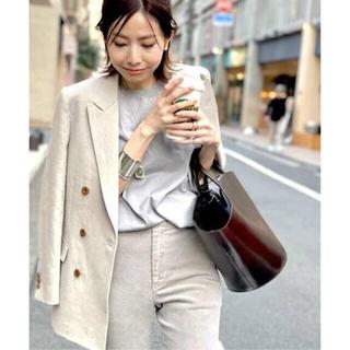 アパルトモンドゥーズィエムクラス(L'Appartement DEUXIEME CLASSE)の yu様ご専用 アパルトモン UNION LAUNCH Linen Jacket(テーラードジャケット)