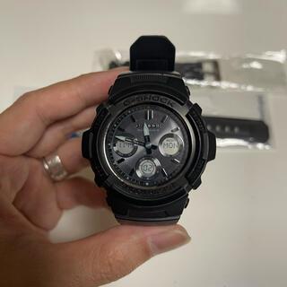 G-SHOCK - CASIO G-SHOCK 腕時計 替えベルト付き タフソーラー