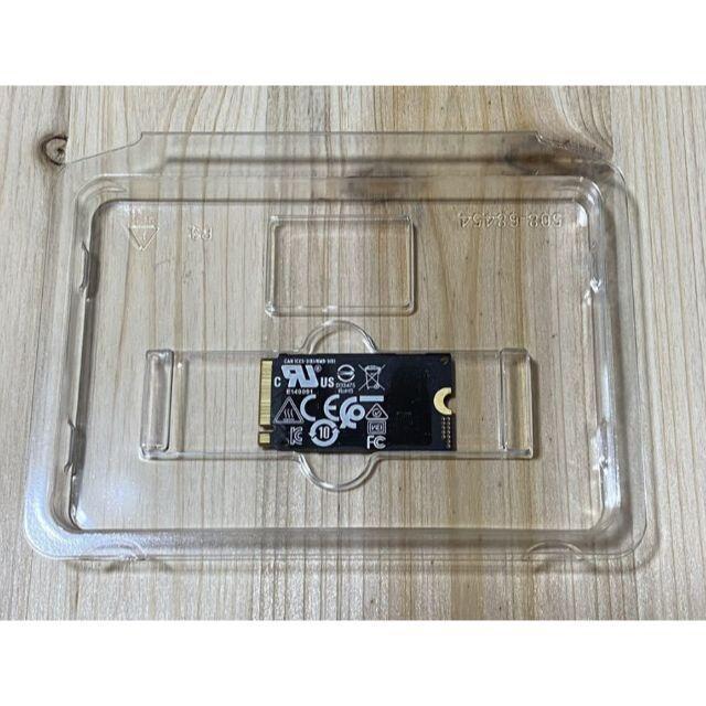SAMSUNG(サムスン)の【即日発送】Samsung M.2 NVMe SSD 128GB MZ-ALQ1 スマホ/家電/カメラのPC/タブレット(PCパーツ)の商品写真