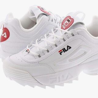 FILA - 厚底スニーカー