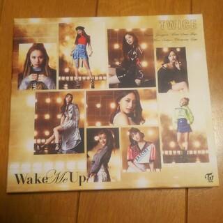 ウェストトゥワイス(Waste(twice))のWake Me Up(初回限定盤B)(K-POP/アジア)