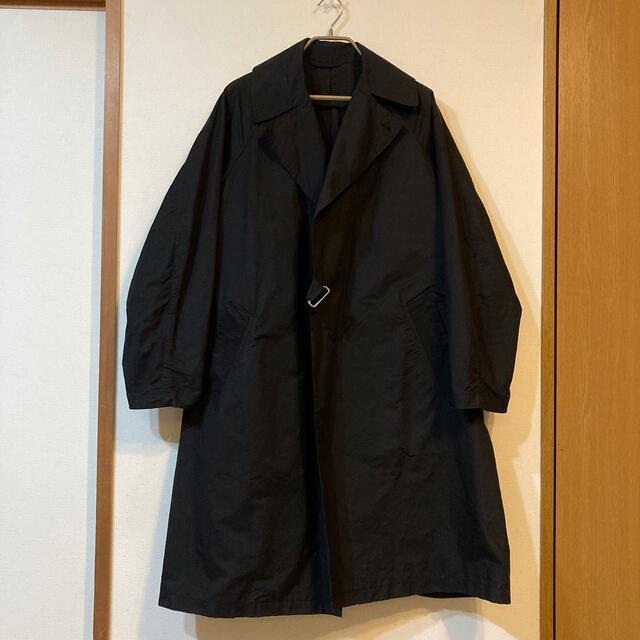 COMOLI(コモリ)のコモリ COMOLI コットンナイロン タイロッケンコート 17ss メンズのジャケット/アウター(トレンチコート)の商品写真