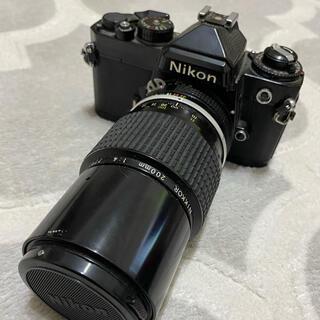 Nikon - Nikon フィルムカメラ fe