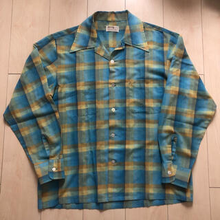 70s Vintage montgomery ward check shirts
