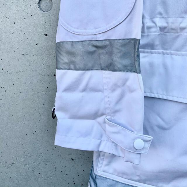 Jil Sander(ジルサンダー)のGerman FEUCHTER GMBH vintage fire coat メンズのジャケット/アウター(ミリタリージャケット)の商品写真