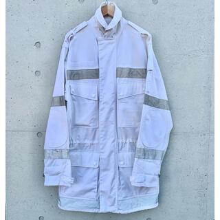 Jil Sander - German FEUCHTER GMBH vintage fire coat