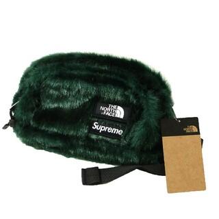 Supreme - supreme the north face fur waist bag