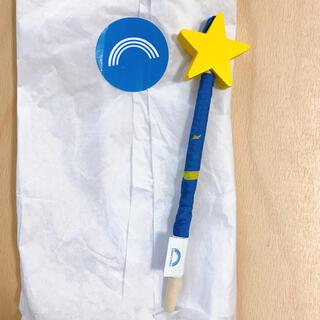 新品 サラズシルク 星柄ミニスティッキ(知育玩具)