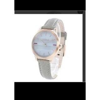 フルラ(Furla)のフルラ レディース 時計 革 グレー(腕時計)