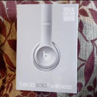 Beats by Dr Dre - Beats by Dr. Dre Solo2 Wirelessシルバー