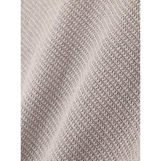 BOSCH(ボッシュ)のBOSCH 2020AW [ウォッシャブル]バイヤスロングスリーブニット レディースのトップス(ニット/セーター)の商品写真