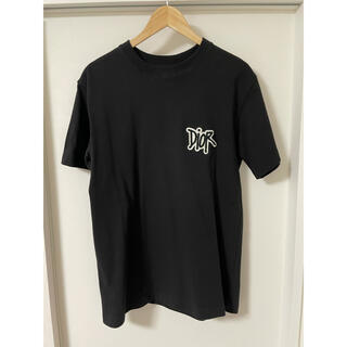 ディオール(Dior)の20SS国内正規品美品ディオールShawn半袖Tシャツ黒S(Tシャツ/カットソー(半袖/袖なし))