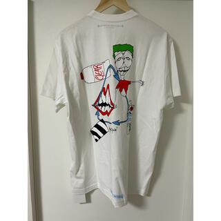 クロムハーツ(Chrome Hearts)の国内正規品新品クロムハーツ matty boy マッティボーイ半袖Tシャツ白XL(Tシャツ/カットソー(半袖/袖なし))
