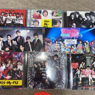 キスマイフットツー(Kis-My-Ft2)のキスマイ CD まとめ売り❤(ポップス/ロック(邦楽))