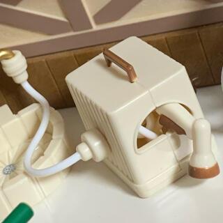 エポック(EPOCH)のホースリールと立水栓 2.ホースリールB (フルカバータイプ)(ミニチュア)