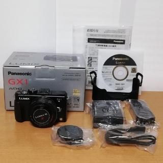 Panasonic - Panasonic DMC−GX1