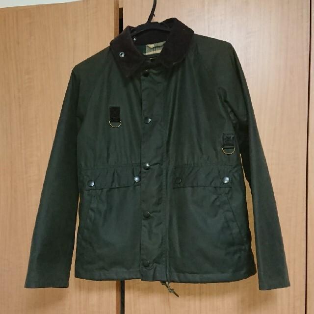 Barbour(バーブァー)のバブアー スペイ 38 極美品 オイルド Barbour spey  sl メンズのジャケット/アウター(ブルゾン)の商品写真