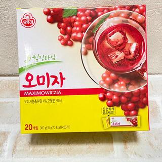 韓国伝統茶   オミジャ茶  20本セット