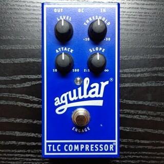 aguilar TLC COMPRESSOR(ベースエフェクター)
