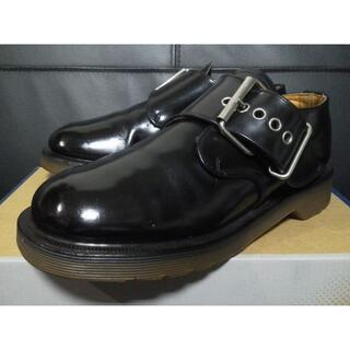 ジョージコックス(GEORGE COX)の【激レア】Dr.Martens×GeorgeCox 英国製 モンク UK5 黒(ローファー/革靴)