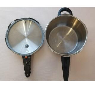ヴェーエムエフ(WMF)のWMF 圧力鍋 パーフェクトS(鍋/フライパン)