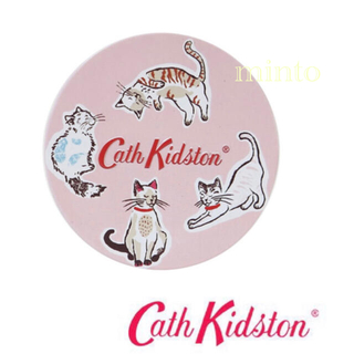 Cath Kidston - キャスキッドソン リッチシアバター ボディ&ハンドクリーム キャット 新品
