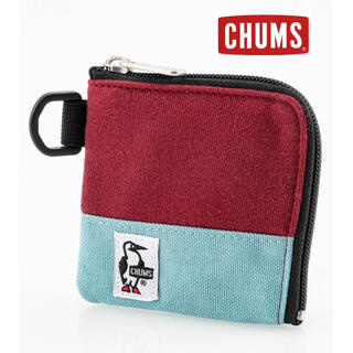 CHUMS - 新品タグ付き CHUMS Square Coin Case コインケース⓪