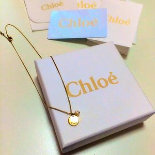 クロエ(Chloe)のクロエ ネックレス 値下げ可能(ネックレス)