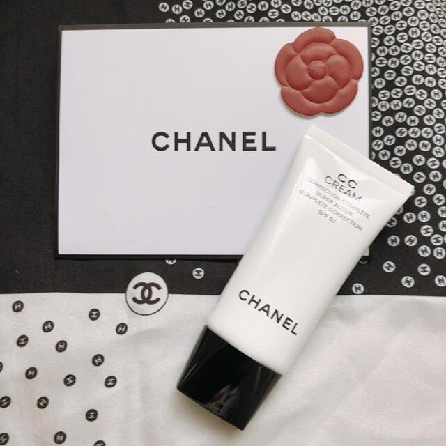 CHANEL(シャネル)のCHANEL CCクリーム コスメ/美容のベースメイク/化粧品(CCクリーム)の商品写真