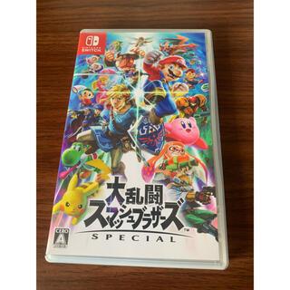 ニンテンドースイッチ(Nintendo Switch)の大乱闘スマッシュブラザーズ Nintendo Switch(家庭用ゲームソフト)