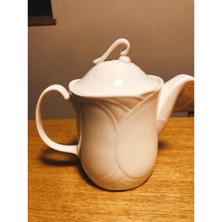 ロイヤルアルバート(ROYAL ALBERT)のロイヤルアルバート ティーポット HORIZONS bone china(食器)