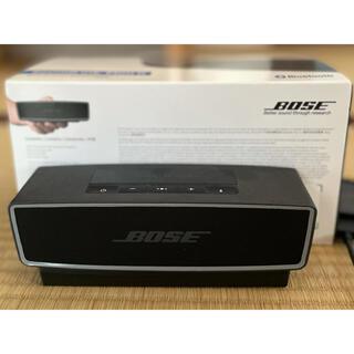 ボーズ(BOSE)のBOSE SoundLink Mini Bluetooth speaker Ⅱ(ポータブルプレーヤー)