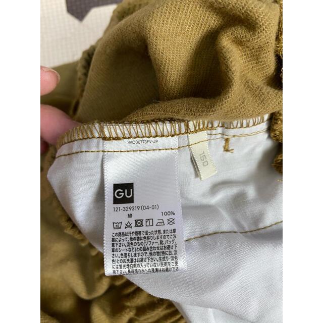 GU(ジーユー)のGU⭐︎kids キッズ/ベビー/マタニティのキッズ服男の子用(90cm~)(パンツ/スパッツ)の商品写真
