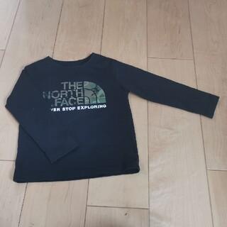 ザノースフェイス(THE NORTH FACE)のTHE NORTH FACE ノースフェイスキッズロゴロンT(Tシャツ/カットソー)