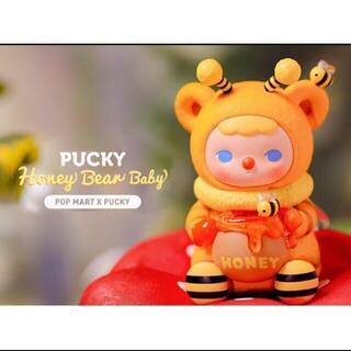 メディコムトイ(MEDICOM TOY)の【新品未使用】PUCKY Honey Bear Baby(彫刻/オブジェ)