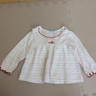 familiar - ファミリア  女の子  長袖  80cm