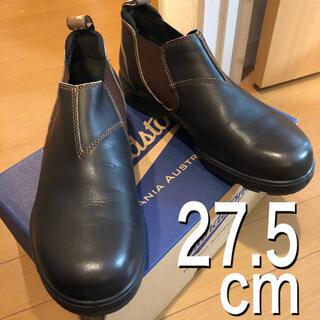 ブランドストーン(Blundstone)の【極美品】ブランドストーン UK9 ローカットモデル(ブーツ)