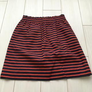 ジェイクルー(J.Crew)の【美品】ジェイクルー 膝丈スカート(ひざ丈スカート)