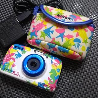Nikon - Nikon COOL PIX W100(完全防水デジカメ)