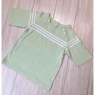 セリーヌ(celine)の⭐︎美品⭐︎『セリーヌ⭐︎CELINE』半袖カットソー Tシャツ 120㎝(Tシャツ/カットソー)