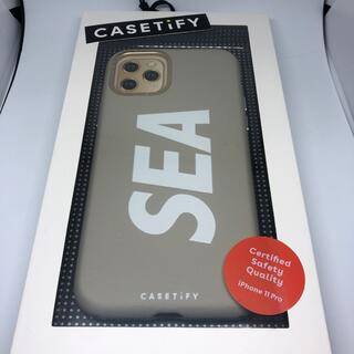 CASETiFY &WIND AND SEA iPhone 11Pro(iPhoneケース)