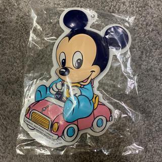 ディズニー(Disney)のディズニー インテリア プレート ミッキー ベビィ BABY(その他)