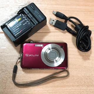 カシオ(CASIO)のCASIO EXILIM CARD EX-S10(コンパクトデジタルカメラ)