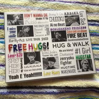 Kis-My-Ft2 - Kis-My-Ft2 FREE HUGS! Blu-ray