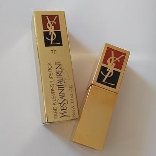 Yves Saint Laurent Beaute - YVES SAINT LAURENT 口紅 70番 新品未使用