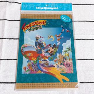 Disney - ディズニーリゾート ファインドスティッチ クリアファイルセット
