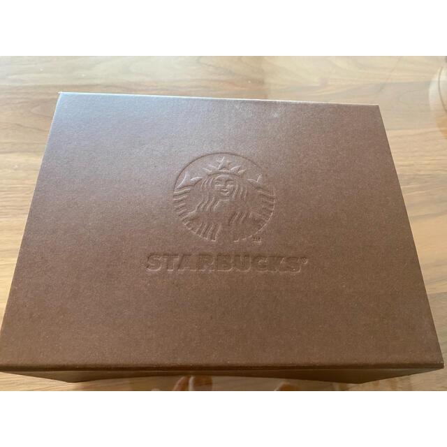 Starbucks Coffee(スターバックスコーヒー)の未使用)スターバックス×キャスキッドソン コラボマグ2個セットギフトボックス入り インテリア/住まい/日用品のキッチン/食器(グラス/カップ)の商品写真